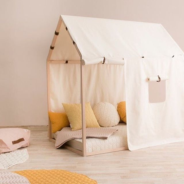 the coolest bed for kids @babybottega #daisyloves #kidsinteriors #kidsroom #kidsdecor #homedecor  #sweetdreams for #coolkids #bottegakids #growithus #glamping it ⭐️now available online to ship #worldwide