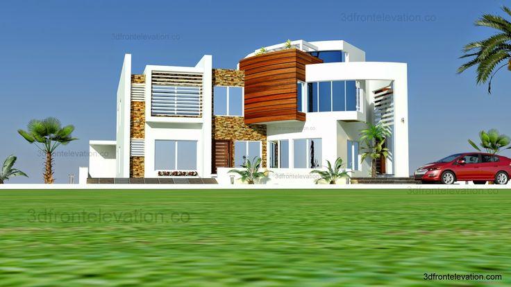 75 best images about arabian villas on pinterest house for Plan 3d villa moderne
