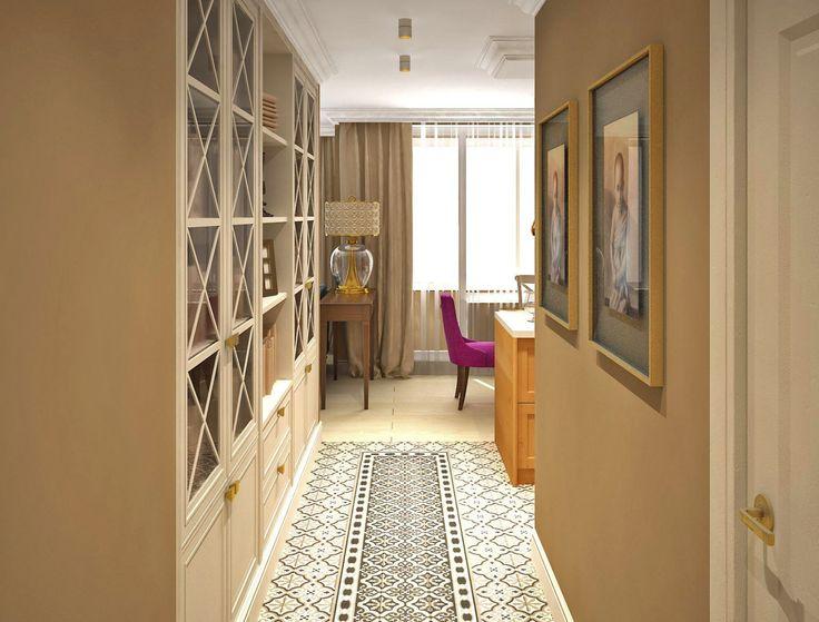 Дизайн квартиры-студии. #inscalestudio #interiordesign #designstudio #interior #design #hall #luxuryinterior #luxury #artdeco / красивые квартиры / дизайн квартир / идеи для дома / интерьер / дизайн квартир Петербург