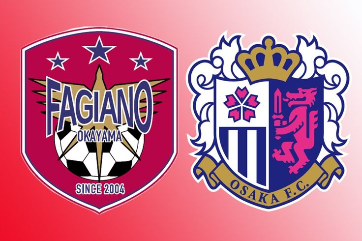 The second draw of the Cerezo Osaka