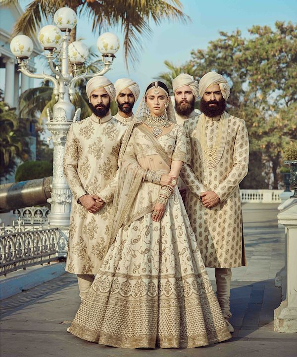 0b6cc5b6c66a Sabyasachi's New Spring Summer Collection: 7 Trends That Will Rule 2018! |  Bridal Lehengas | Indian dresses, Wedding dresses, Bridal lehenga
