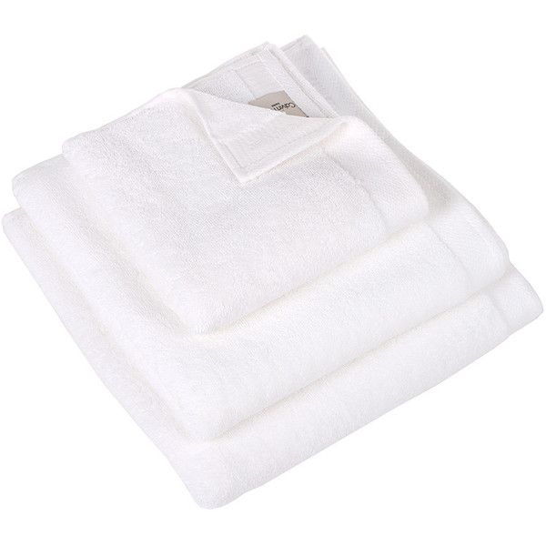 Calvin Klein Dolmite White Towel - Hand Towel ($15) ❤ liked on Polyvore featuring home, bed & bath, bath, bath towels, white, white hand towels, embroidered hand towels, white bath towels, calvin klein and embroidered bath towels