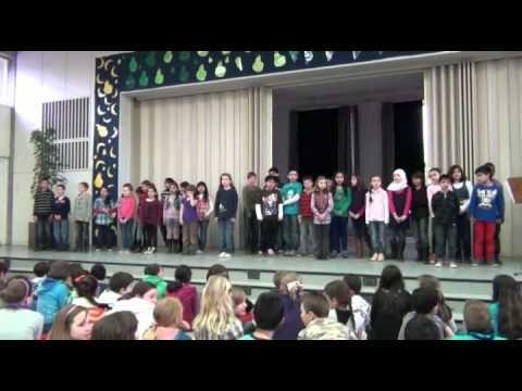 Frühlingsfest der Schule am Göteborgring 2012 - YouTube