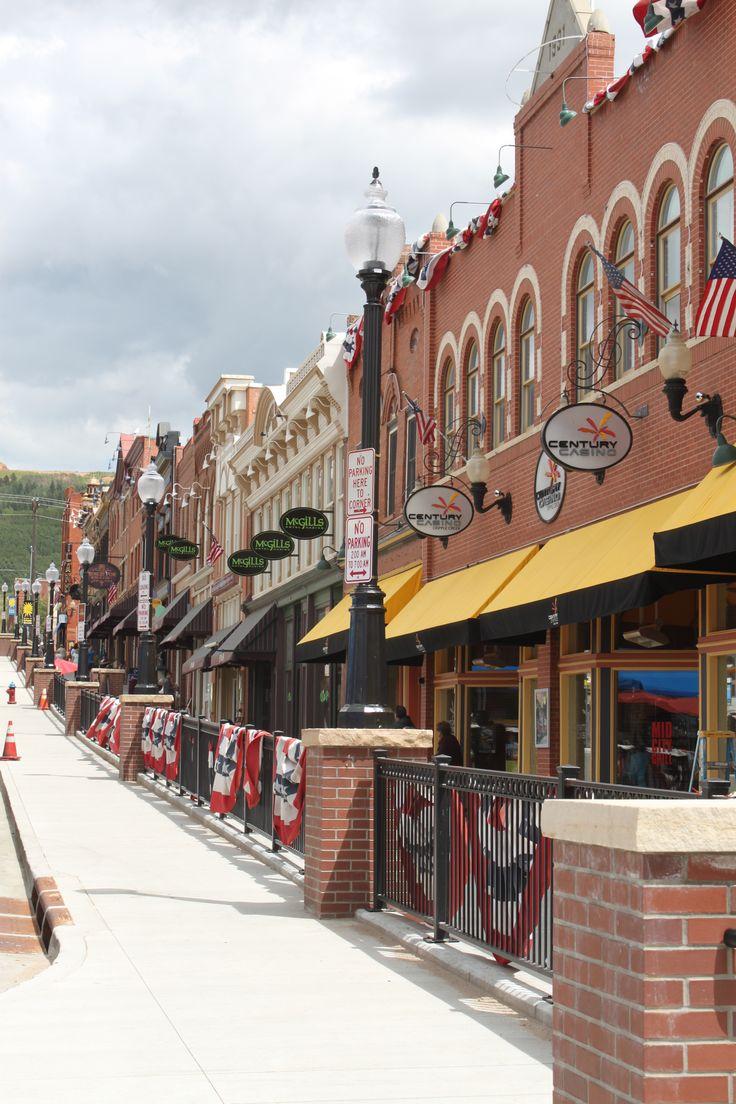 Main Street, Cripple Creek, Colorado