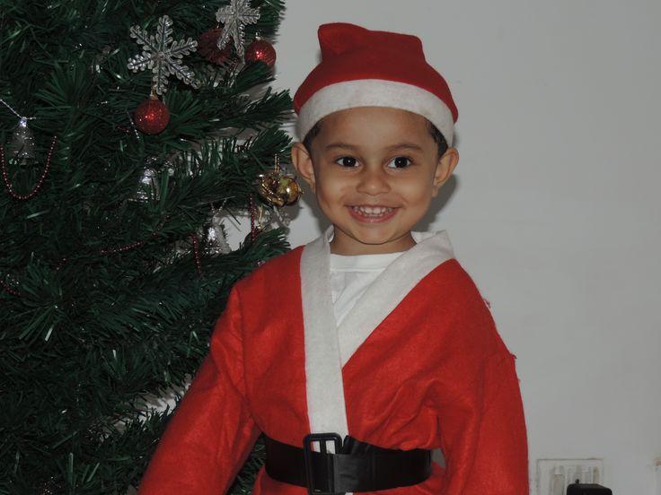 My Cute little Santa Rishon