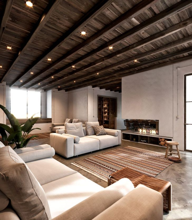 12 Elegant Wooden Ceiling Lighting Ideas For Amazing Home Inspiration Dexorate Ceiling Design Wooden Ceilings Country Interior Design
