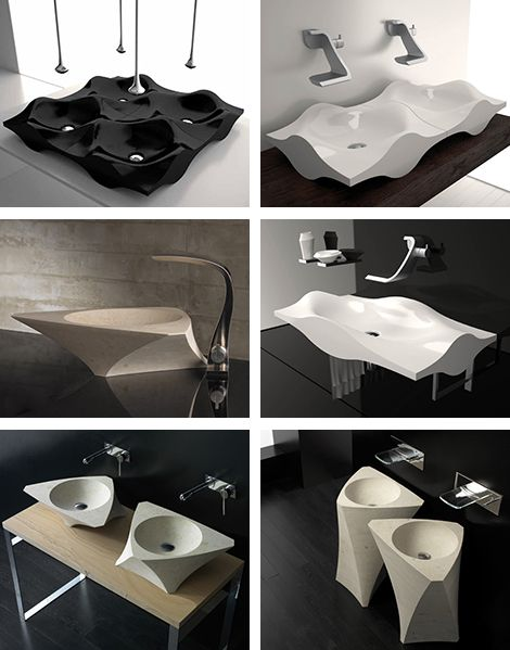 84 Best Stylish Sinks Images On Pinterest Bathroom