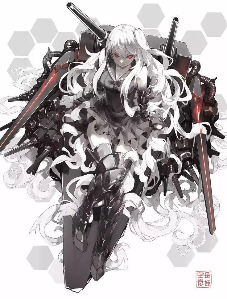 Kantai Collection艦隊これくしょん by Dianna Z Character art