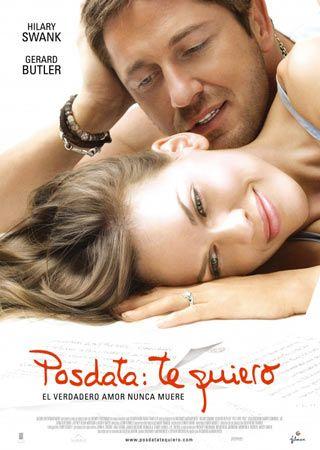 Estantes Llenos (de libros): Postdata: Te Quiero (Cecilia Ahern)