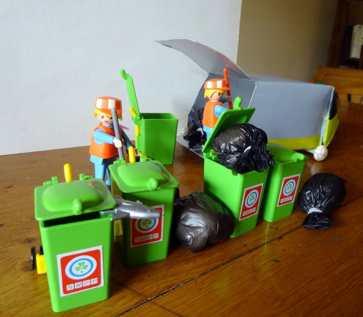 25 best ideas about playmobil camion poubelle on pinterest playmobil 5584 clinique - Playmobil camion ...