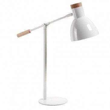 LAMPA STOŁOWA INNES WHITE