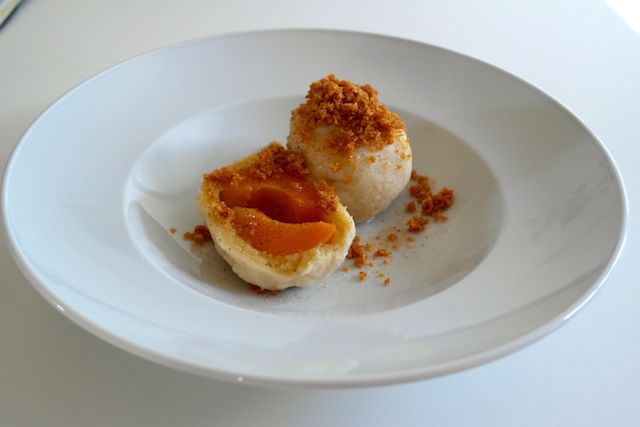 Marillenknödel - bohemian apricot dumplings with butter-roasted breadcrumbs - FoodFamily