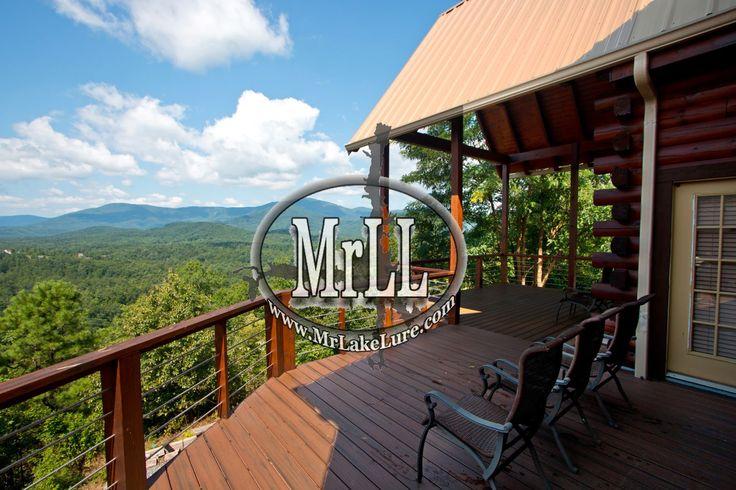 Mr. Lake Lure Presents: Log Home For Sale - 211 Boulder Ridge, Lake Lure...