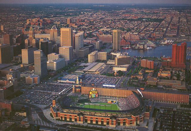 Baltimore, MD - home of the Orioles and John Waters