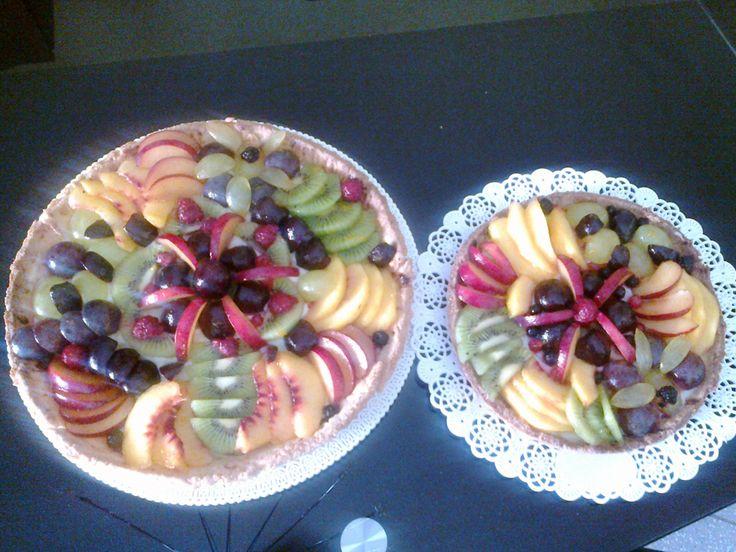 le mie crostate di frutta