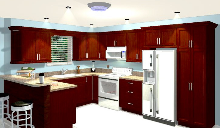17 best ideas about solid wood kitchens on pinterest for Kitchen cabinets kijiji