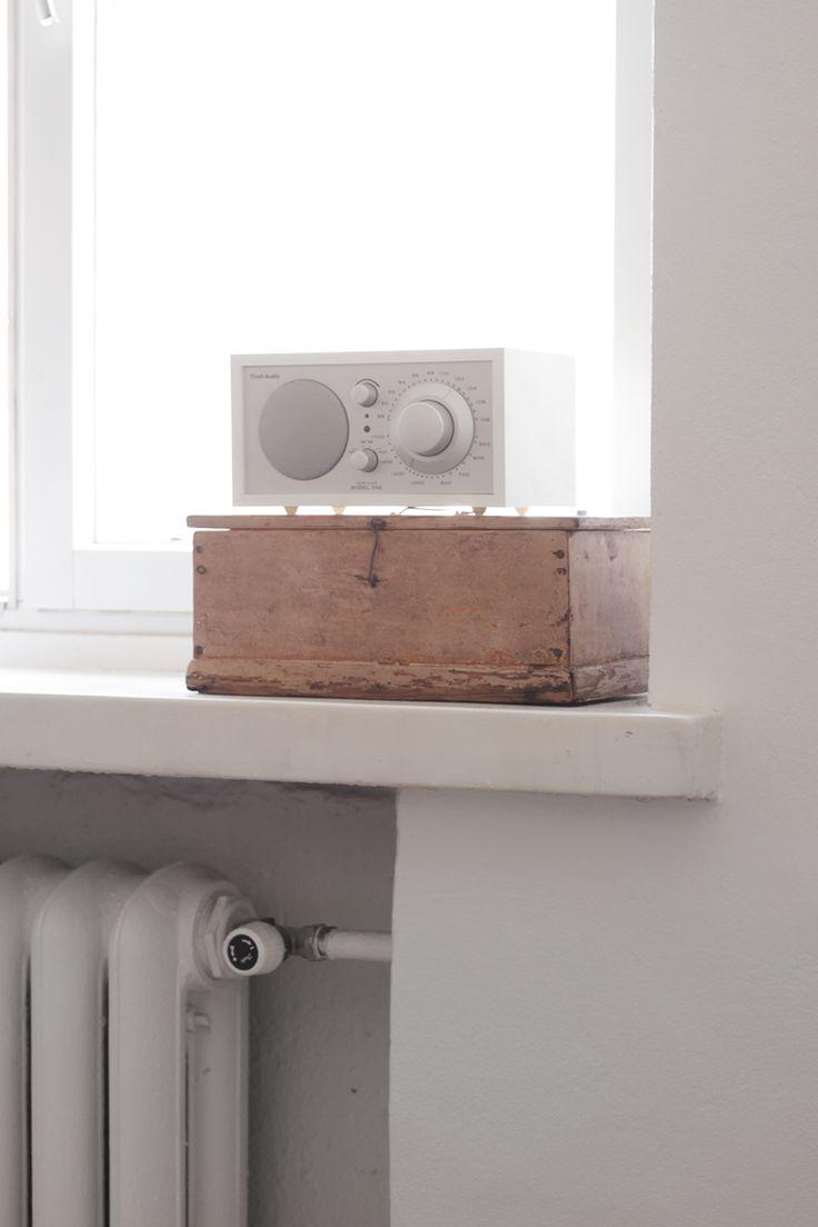 Tivoli Audio Model One, radio to kitchen