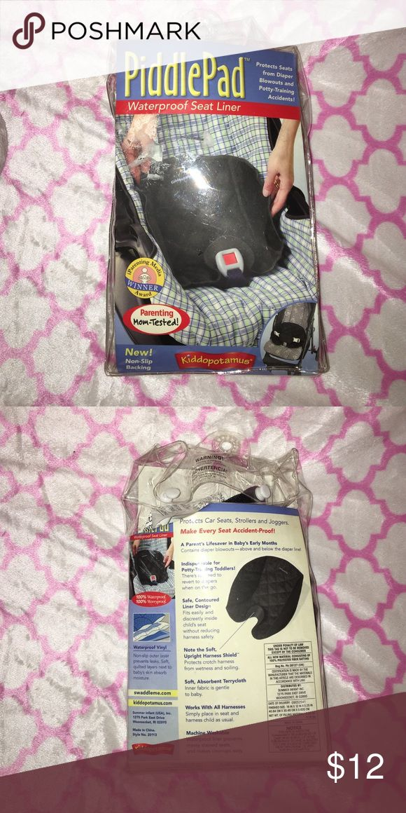 Puddle pad waterproof seat liner Brand new, never used. Children's Place Accessories Diaper Covers