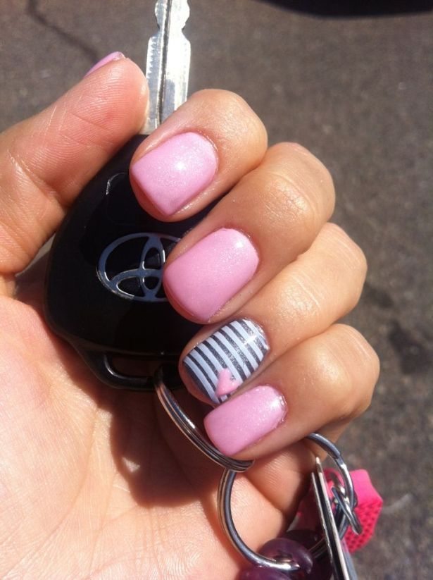 9 Ultra-Trendy DIY Nail Designs