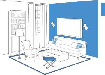 Как визуально увеличить пространство маленькой комнаты с помощью обоев - подбираем цвета - Домашний Очаг