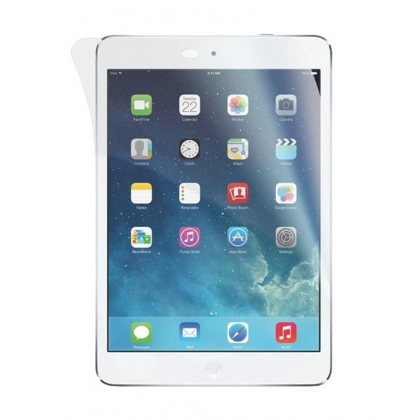 Trü Protection Premium Tempered Glass Screen Shield Protection for iPad Air / iPad Air 2 - iMobile-Wireless.com | The Trϋ Protection premium tempered glass screen protector will shield the screen of your iPad Air or iPad Air 2 from dirt, scratches and anything else life throws its way.
