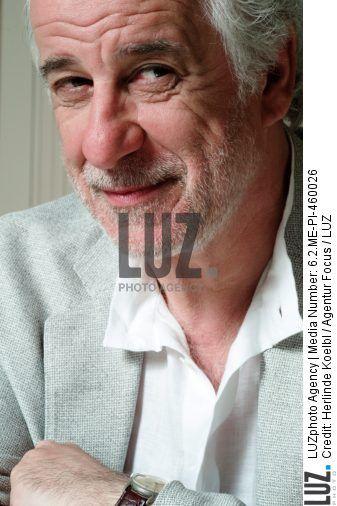 Toni Servillo, 2013  Herlinde Koelbl / Agentur Focus. / LUZ