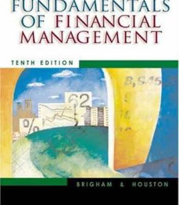 Best 25 financial management pdf ideas on pinterest financial fundamentals of financial management 10 edition pdf books library land fandeluxe Image collections