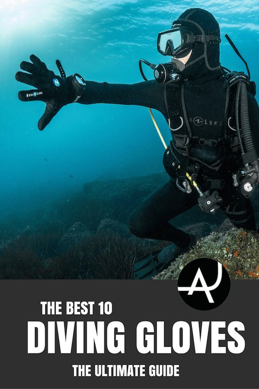 Dive Gloves 101 Find out what are the best dive gloves of the year and learn how to find the right pair for you depending on your needs and budget.