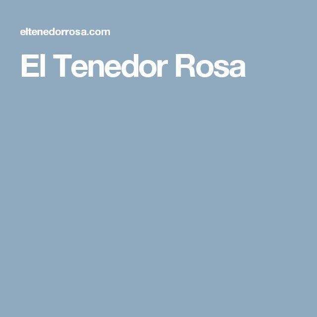 El Tenedor Rosa