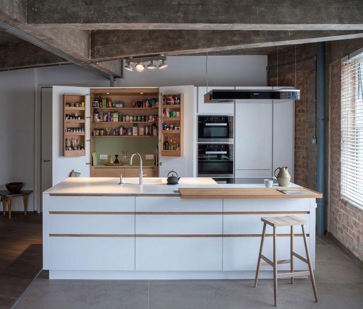 15 Outstanding Industrial Kitchens: Best 25+ Industrial Kitchen Island Ideas On Pinterest