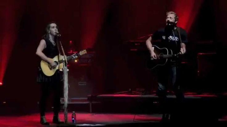Matt Epp & Serena Ryder (LIVE) - When You Know