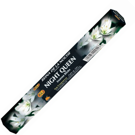 Floral Incense Sticks (Night Queen)