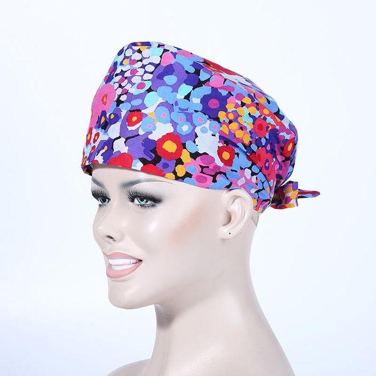 Cotton Surgical Caps