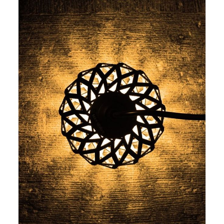 Lampshade Twisted design