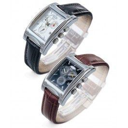 Accesorizeaza-l cu un ceas cronograf Grand Tourer Dalvey, un cadou elegant pentru iubitul rac care-l va face sa straluceasca si mai mult.