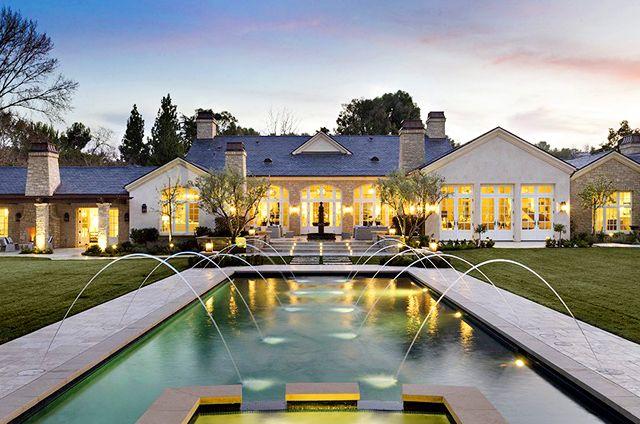 Kim Kardashian, Kanye West's $20 Million Estate: All the Pictures