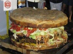 The World's Biggest Burgers