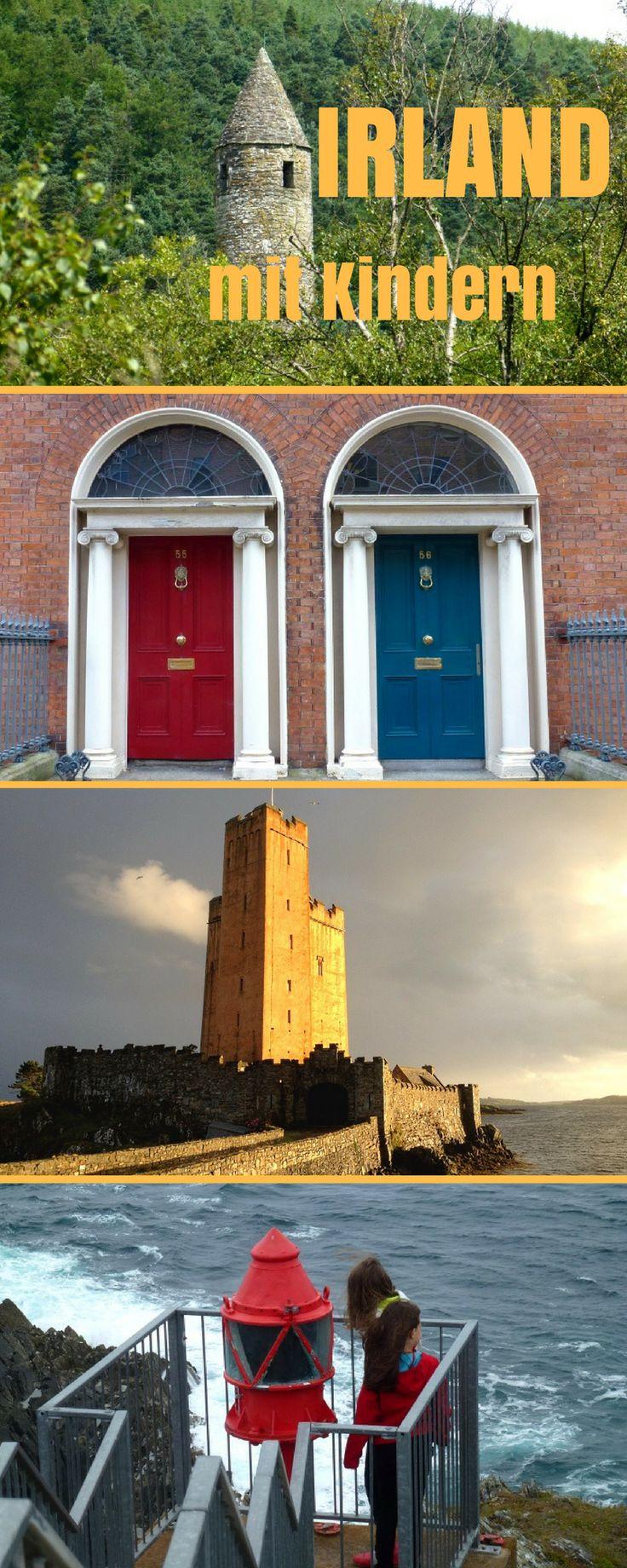 Irland: Eine Familienreise von Dublin nach West Cork.