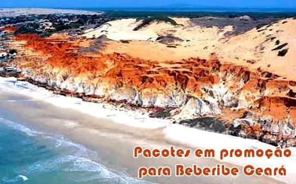 Pacotes promocionais para Beberibe Ceará CVC em 2016 #pacotes #promoção #viagem #beberibe #cvc #ceará