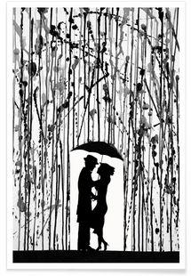 Film Noir - Marc Allante - Premium Poster