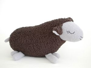Baa Baa Black Sheep free pattern