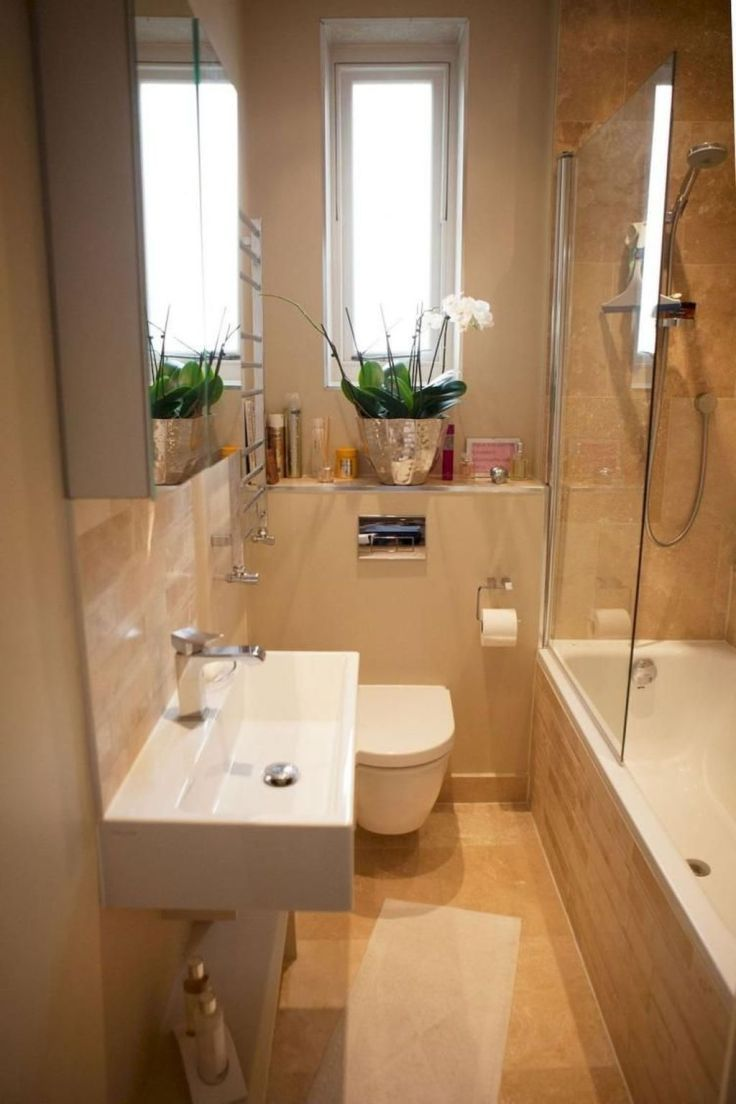 20 + Amazing Bathroom Design-Ideen für kleine Räume – trendhmdcr.com