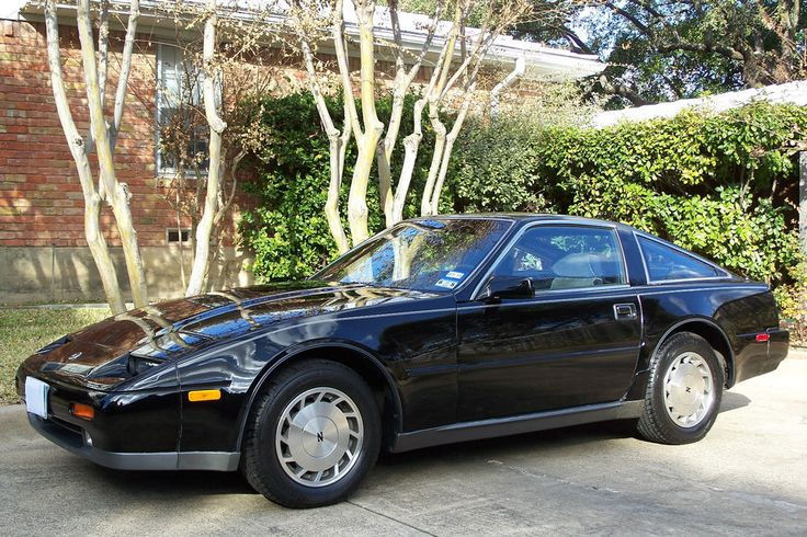1987 nissan 300zx standard 300zx v 6 not a turbo. Black Bedroom Furniture Sets. Home Design Ideas