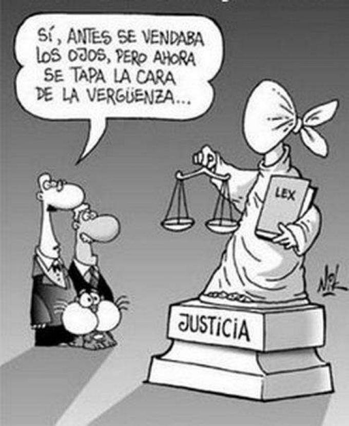 Resultado de imagen de Chistes sobre justicia social