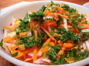 saláta receptek