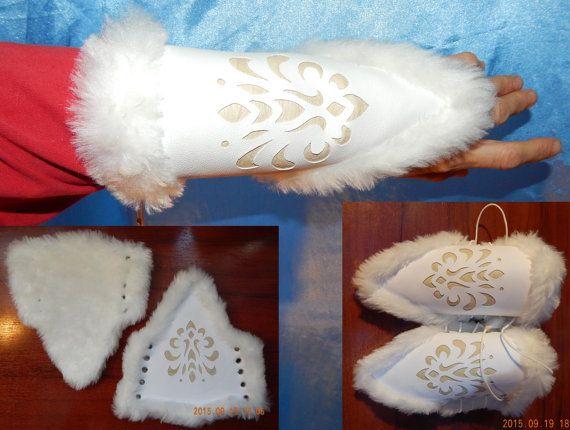 LARP Winter forearm (1 pair)