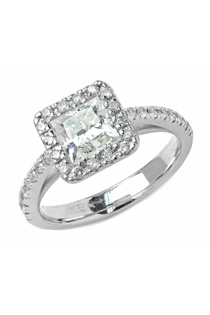Bijoux Majesty Size-Able 1.2 CT Diamond Engagement Ring