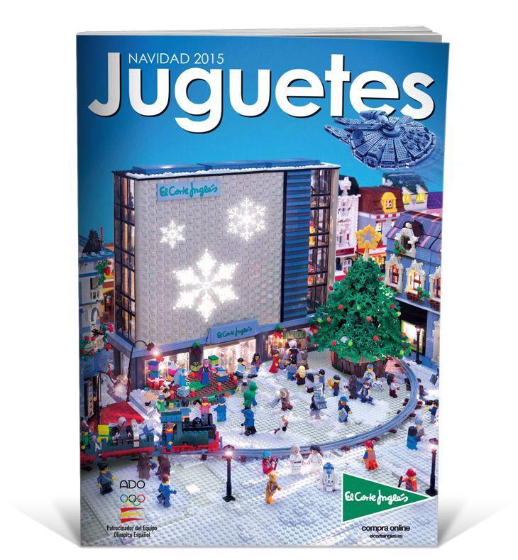 Catálogo de Juguetes de El Corte Inglés. Navidad 2015