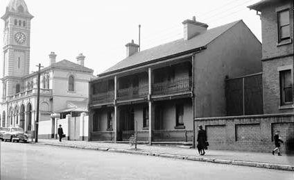 Redfern. George St. 1947. Australia. by rangertocpt, via Flickr