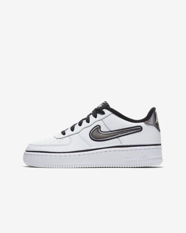 premium selection 0f272 7185d Chaussure Nike Air Force 1  07 LV8 Sport NBA pour Enfant plus âgé